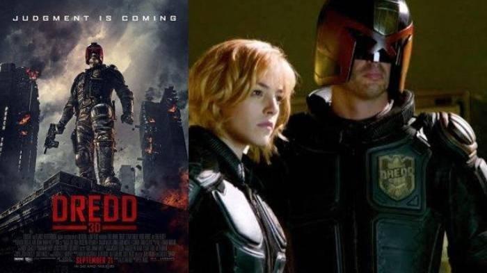 Sinopsis Dredd (2012), Film Bioskop Trans TV Malam Ini Sabtu 31 Agustus 2020 Pukul 23.30 WIB