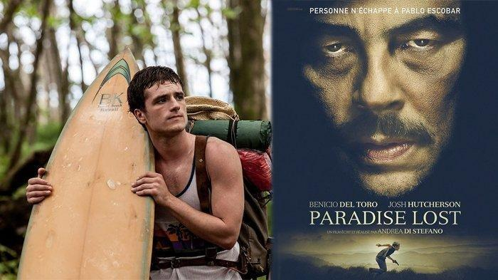 Sinopsis Escobar: Paradise Lost, Film Bioskop Trans TV Jumat 31 Juli 2020, Peselancar Jatuh Cinta
