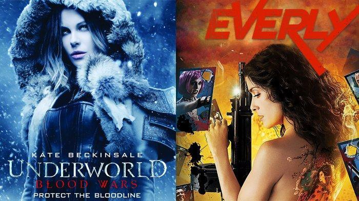Bioskop Trans TV Malam Ini Jumat 17 Januari 2020: Sinopsis Film Underworld Blood Wars dan Everly