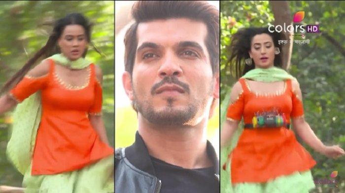 Sinopsis Ishq Mein Marjawan Kamis 3 Oktober 2019 Episode 74, Sinema India ANTV Jam 12.00 WIB