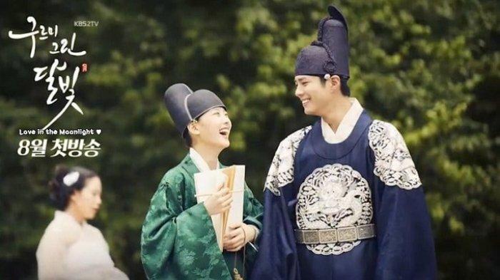Download Drakor Love In The Moonlight Episode 1-18 Subtitle Indonesia dan Nonton Drama Korea di HP