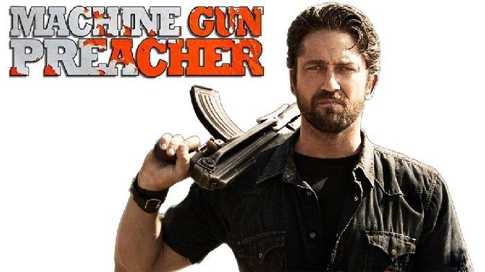 Sinopsis Machine Gun Preacher, Film Bioskop Trans TV Jumat 7 Agustus 2020, Pembela Anak Yatim Piatu