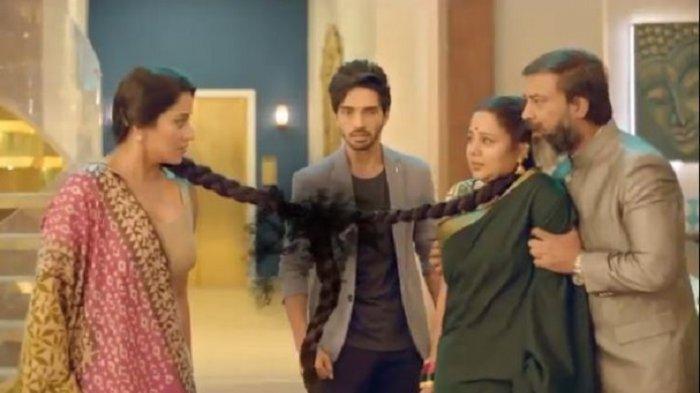 Sinopsis NAZAR Sabtu 16 Januari 2021 Episode 20, Sinema India ANTV Tayang Pukul 17.30 WIB