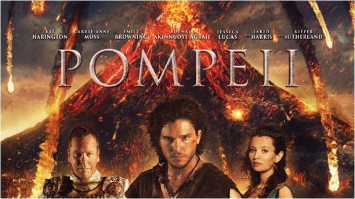 Sinopsis POMPEII, Film Bioskop Trans TV Malam Ini Sabtu 22 Agustus 2020, Kisah Budak jadi Gladiator