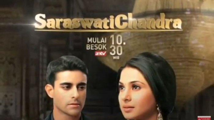 Sinopsis Lengkap SaraswatiChandra, Sinema India yang Tayang di ANTV, Ini Daftar Pemainnya