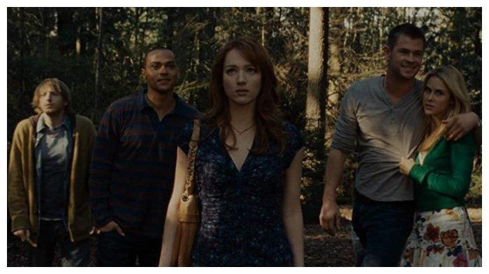 Sinopsis The Cabin in The Woods, Film Bioskop Trans TV Malam Ini 27 Oktober 2020 Pukul 23.30 WIB