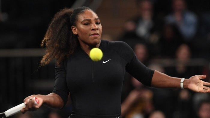 Petenis Serena William Tak Terbendung Tembus Babak ke-3, Hentikan Nina Stojanovic