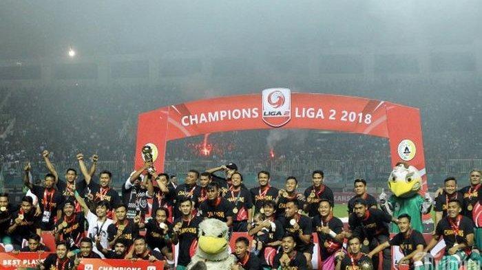 Semen Padang FC Takluk Atas PSS Sleman: Final Liga 2 Bertepatan Hari Ini, Dua Tahun Silam