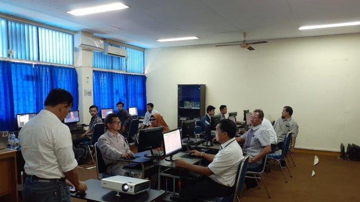 Lulusan FTI Universitas Bung Hatta Dibekali Sofware Solid Work Bersertifikat Internasional