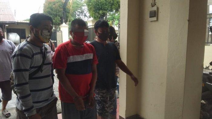 Sopir Truk di Padang Nyambi jadi Bandar, Ditangkap saat Pesta Sabu Bersama 5 Rekannya