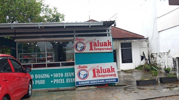 TRIBUNWIKI: Tempat Sarapan di Padang Utara, Mulai Bubur Ayam Lotek hingga Soto