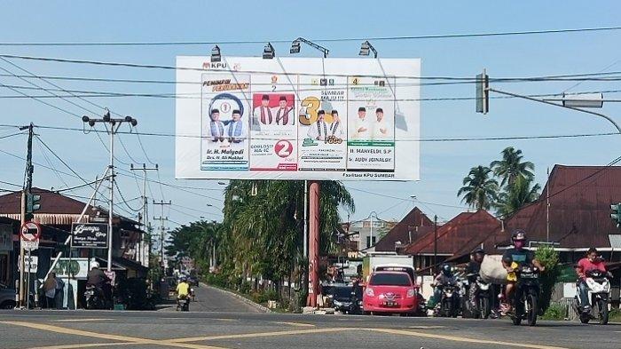 Pertanyakan soal Baliho Cagub yang Difasilitasi KPU, Bawaslu Sumbar Gelar Rapat Pleno