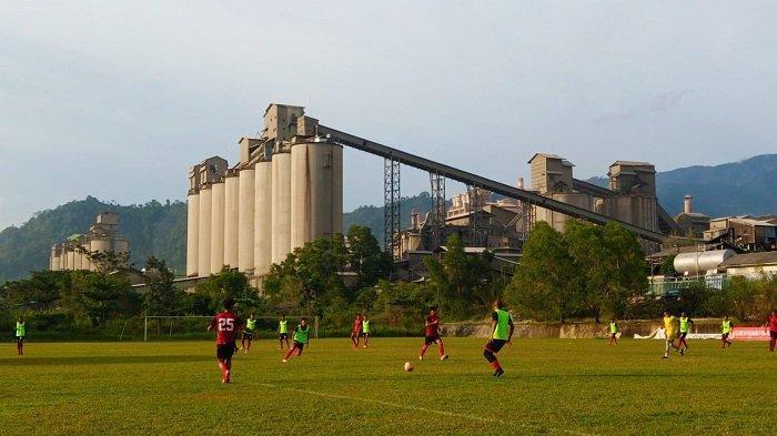 Semen Padang FC Lakukan Mini Game, Weliansyah Pimpin Sesi Latihan Jumat Sore
