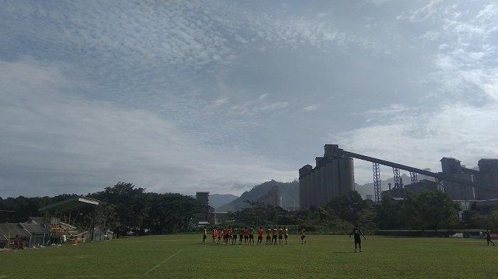 Semen Padang FC Langsung Lakukan Latihan Sehabis Lebaran Idul Adha