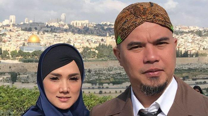 Ahmad Dhani dan Mulan Jameela Saling Lepas Rindu Tanpa Bilik Asmara di Rutan Cipinang