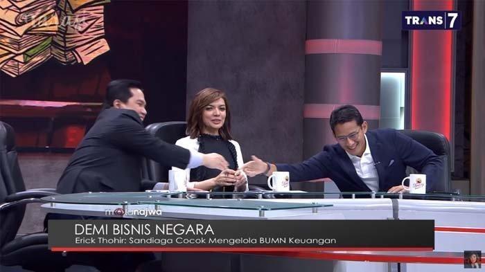 Menteri BUMN Erick Thohir Tanggapi Dugaan Korupsi Pengelolaan Dana Investasi Asuransi Jiwasraya