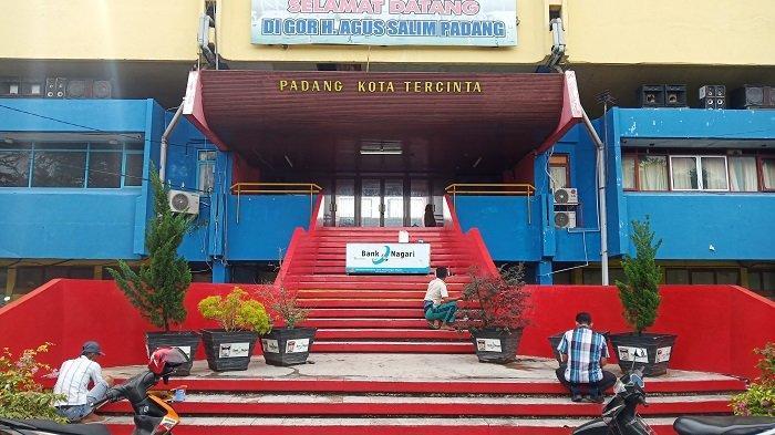 Kawasan GOR H Agus Salim Padang Ditutup, Sabtu-Minggu: 23-24 Januari 2021 Pukul 05.00-10.00 WIB