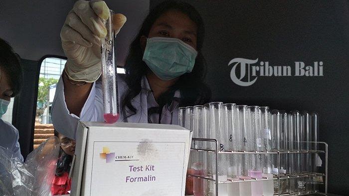 Periksa 14 Takjil BPOM Padang Temukan 2 Sampel Mengandung Pewarna Tekstil Rhodamin B