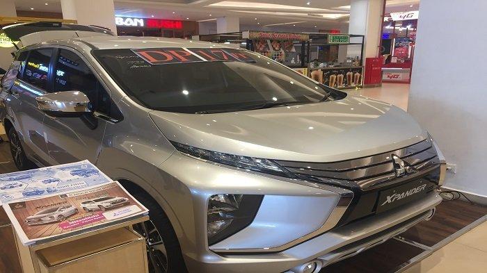 Siapkan DP Rp 17 Juta Bisa Langsung Bawa Pulang XPander di Stand Mitsubishi Transmart Padang