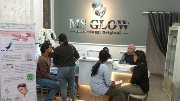 Store MS Glow Kini Hadir di Kota Bukittinggi, Beragam Produk Kosmetik Dijual