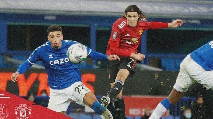 Statistik Manchester United dan Everton Saat Laga Tandang, Sama-sama Jago Saat Laga di Kandang Lawan