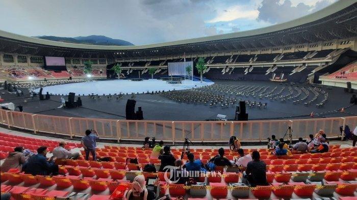 Nonton di HP Live Streaming Pembukaan PON Papua 2021 Malam Ini, Dihadiri Penyanyi Top Tanah Air