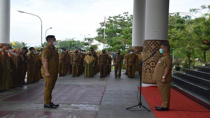 Selama Ramadhan 2021, Jam Kerja ASN Pemko Padang Dikurangi