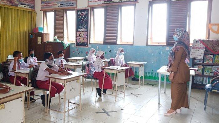 Belajar Tatap Muka di Padang Lanjut Meski PPKM Level IV, Lebih Banyak Ektrakulikuler
