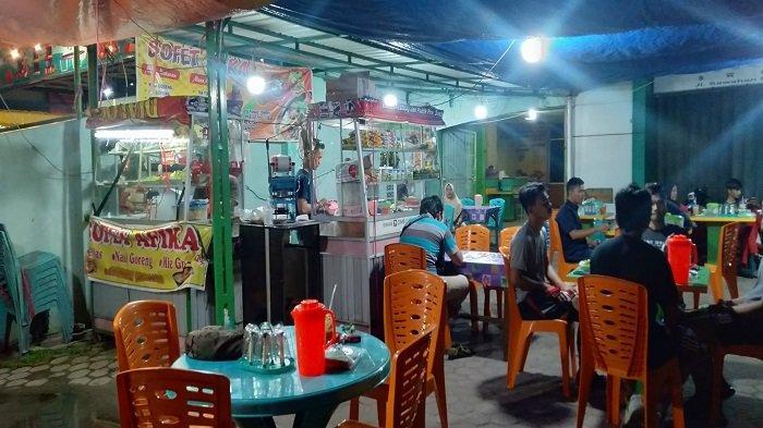 Menikmati Minuman Khas Sumatera Barat Teh Telur Pinang di Bofet Afika