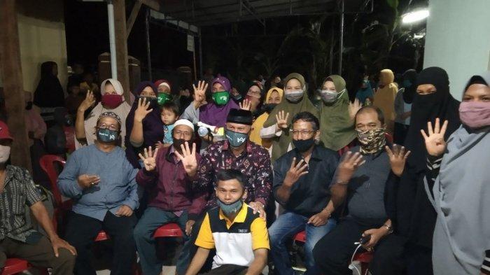 Bagi-bagi TugasMahyeldi dan Audy Saat Kampanye Pilgub Sumbar,Mochlasin:Audy Fokus di Solok Raya