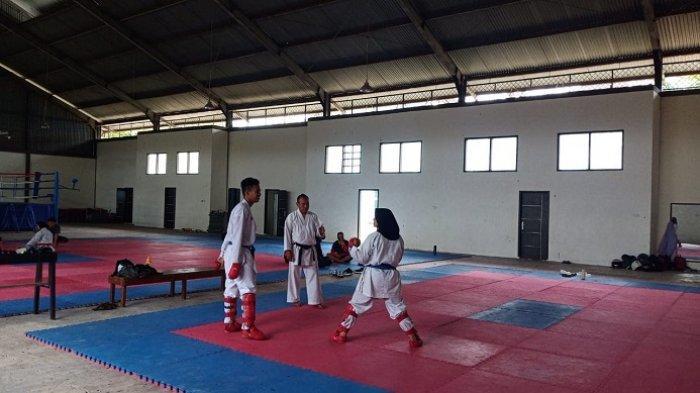 Persiapan PON Papua 2021, Cabor Karate Sumbar Keluhkan Pencairan Dana yang Lambat