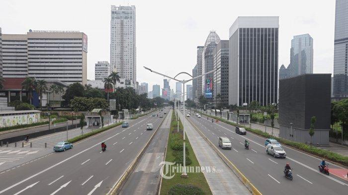 603 Perusahaan di DKI Jakarta Langgar PSBB, Pemprov Tutup 89, Paling Banyak di Jaksel dan Jakbar