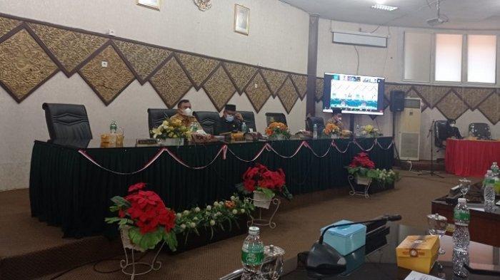 Junaidi Gantikan Muharlion sebagai Ketua Fraksi PKS DPRD Padang, Alasan soal Calon Wawako