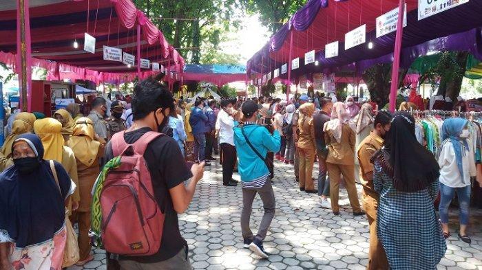 Pasar Murah di Kantor Gubernur Sumbar Berlangsung hingga 6 Mei 2021, Terbuka untuk Umum
