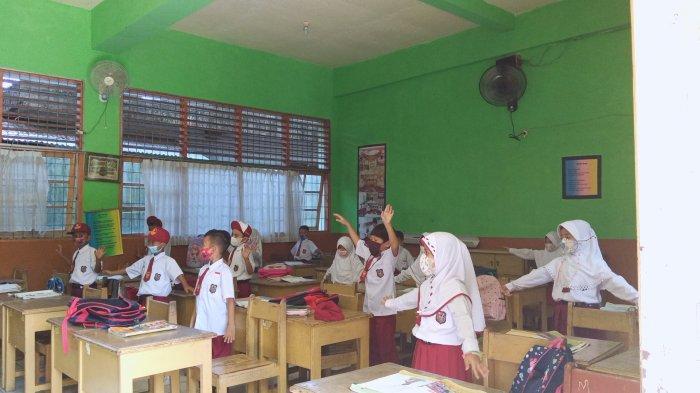 Belajar Tatap Muka di Padang Hanya bagi Siswa yang Diizin Orang Tua, Dibuktikan Surat Bermaterai