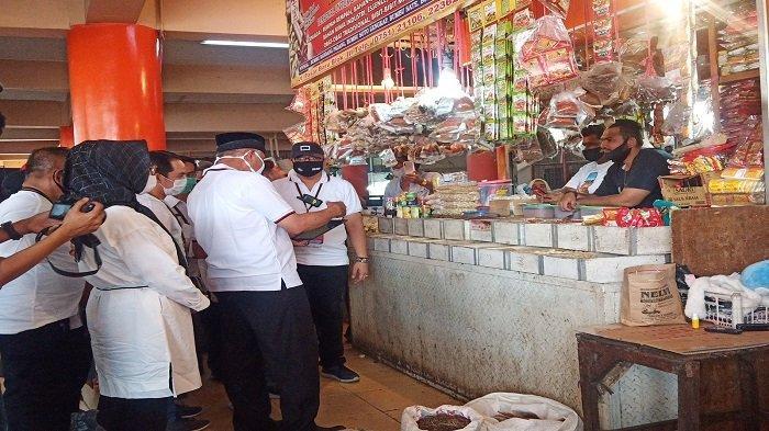 Jual Beli di Pasar Raya Padang Bisa Melalui Web Pasar BRI, Mahyeldi: Permudah Transaksi