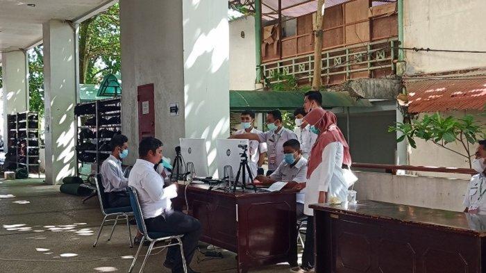 5 Peserta Tes SKD CPNS Padang Dinyatakan Positif Covid-19, Ujian Menyusul 26 September 2021
