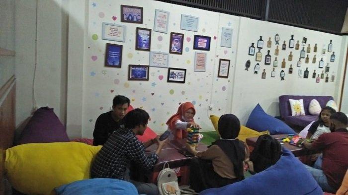 Promo HUT RI ke-75, Menu di Smart Kafe Boardgame Lounge Padang Serba Rp 17.000