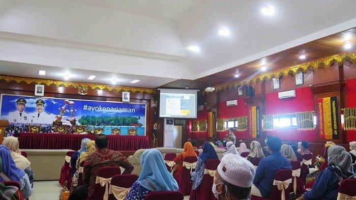 100 Peserta Hadiri Sosialisasi Kewajiban Perpajakan Instansi Pemerintah Kota Pariaman