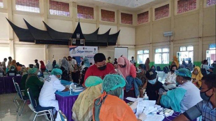 Jadwal Vaksinasi Covid-19 di Kecamatan Lubuk Begalung Dibagi per Kelurahan, Berlangsung 4 Hari