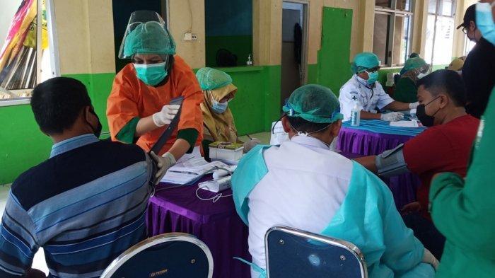 Vaksin Tersedia, Gubernur Sumbar Minta Bupati Wali Kota Gencarkan Vaksinasi Covid-19 di Daerah