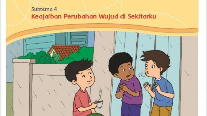 Kunci Jawaban Tema 3 Kelas 3 Halaman 186 187 188 190 Pembelajaran 2 Subtema 4 Buku Tematik Tribun Padang