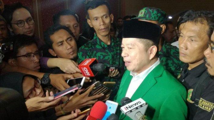 Suharso Monoarfa Sebut PPP Gandeng PolMark Indonesia, Bidik 11 Juta Suara di Pemilu 2024