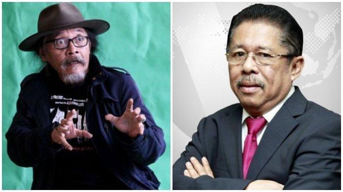 Sudjiwo Tedjo Tegur Irma Asik Main HP saat Diskusi di ILC, Lalu Ditimpali: Kayak Orang Paling Bener