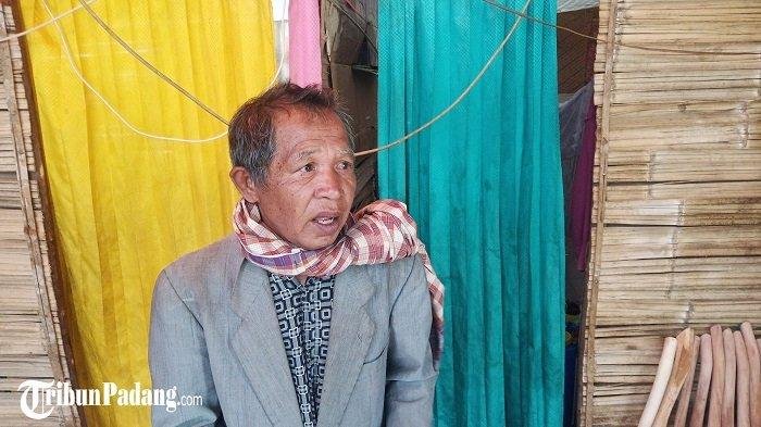 Gegara Harimau Muncul di Kabupaten Solok, Kakek Sukur Ngaku Tak Sempat Lagi, Bikin Tangkai Cangkul