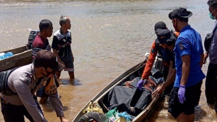Tiga Pemudik Riau Sumbar yang Hanyut di Sungai, Ditemukan Meninggal Dunia
