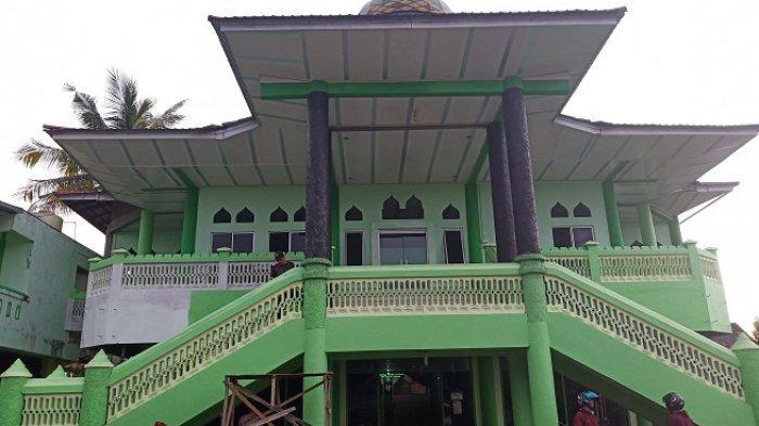 Surau Batu di Kalumbuk Padang, Tempat Menyusun Strategi Perang hingga Berdiri Tugu Bambu Runcing
