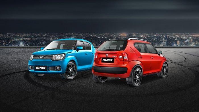 Daftar Harga Mobil Suzuki Terbaru Februari 2020 Karimun Wagon R Ertiga APV Jimny Ignis SCross Baleno