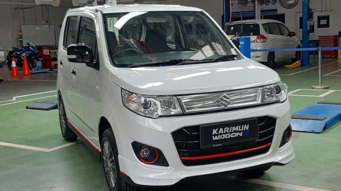 Suzuki Karimun Wagon R edisi spesial 50 tahun