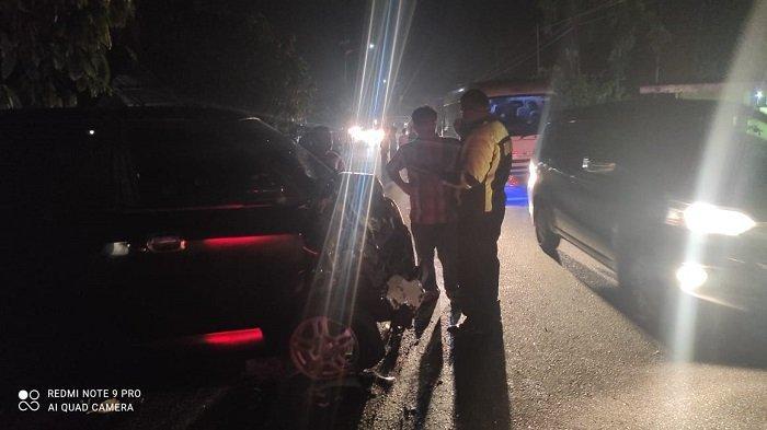Kronologi Lakalantas di Ruas Jalan Padang - Bukittinggi, Polisi: 2 Sopir dan 4 Penumpang Luka-luka